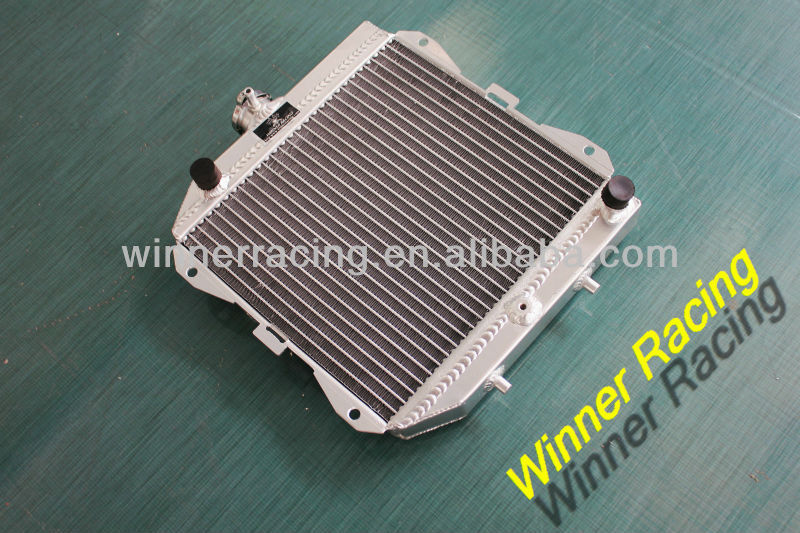 aluminum radiator FOR HONDA TRX420/TRX500 Rancher 2007-2012