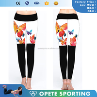 2016 new (Factory/low MOQ)Fashion wholesale women legging tight, Gril athletic leggings, Brazilian sportswear