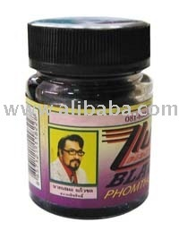 Black Phomthong Facail Hair Growth Cream