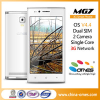 OMES cheap hot selling SC7715 dual sim FM java games touch screen download