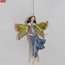 Hanging Colorful Flying Fairy/Sexy Girl Figurine /Child Toy