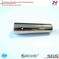 OEM ODM customized stainless steel tapered tube, cone-shaped tube steel pipe