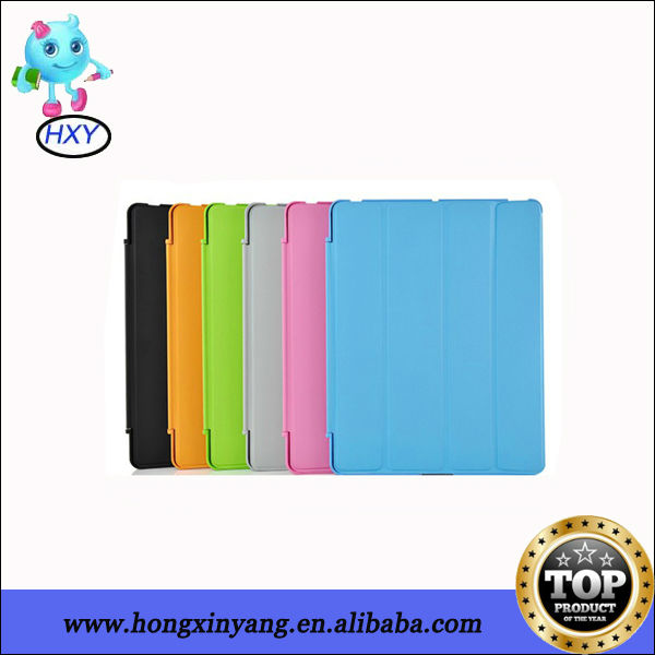 cover for ipad , for ipad leather cover