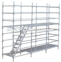 Used Kwikstage scaffolding for Sale