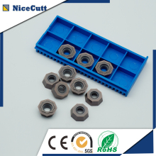 NiceCutt Milling Cutter ODKT cnc milling machine inserts for steel, stainless steel and cast iron cutting