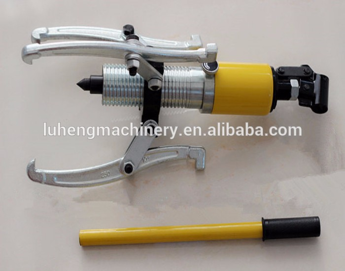 Mobile Hydraulic Puller : Hydraulic gear puller portable