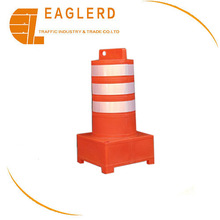 1.1m Road Safety Plastic barrier drum