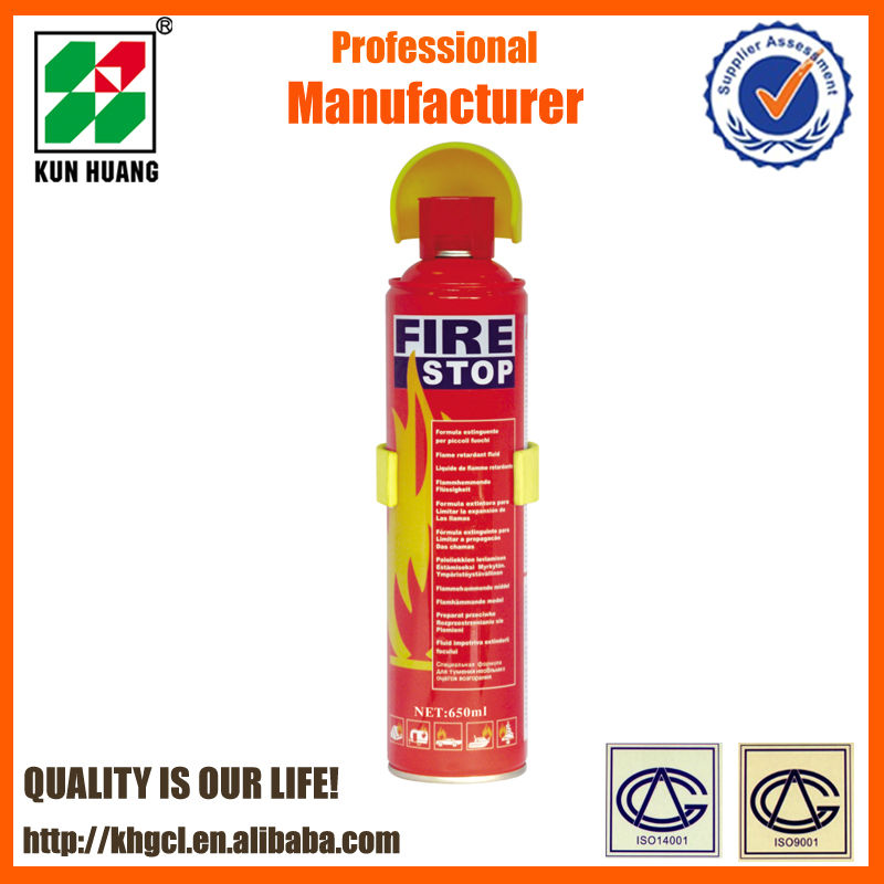 FMS Practical foam spray Fire Stop extinguisher spray 650ml