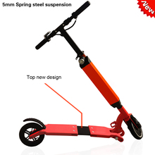 2017 new mini folding cheap electric scooter for adults made in China