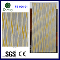 Home wall decoration 4x8 interior mdf decorative wall panel