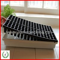 Made in China plant tissue culture 105 holes seed tray