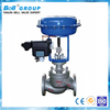 ANSI Stainless Steel 316 Pneumatic Flow Control Valve