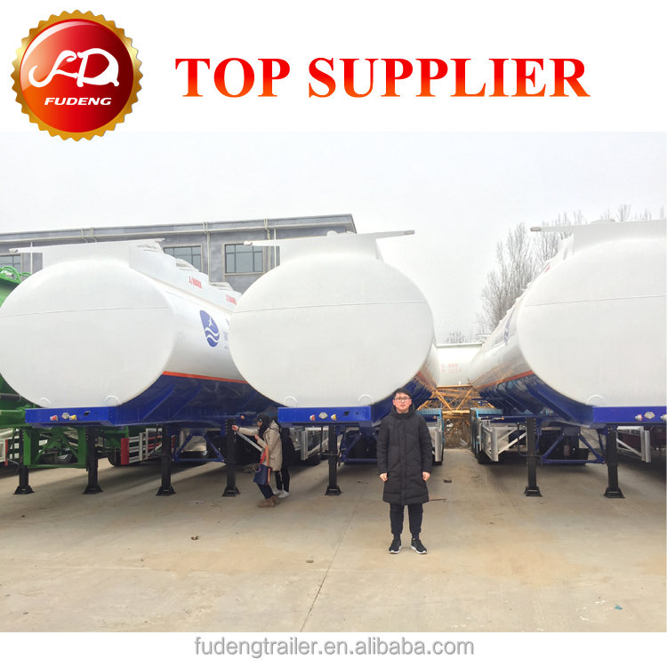 Used high load oil fuel tanker for sale low truck tanker price