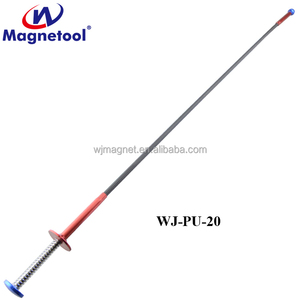 flexible steel spring 3lbs 4 claw telescopic magnetic pick up tool