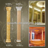 polyurethane decorate column/pillsr / home decor and decoration materials