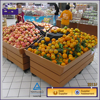 Supermarket Fruit and Vegetable Equipment