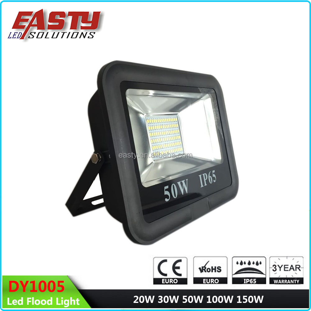2017 new products 10000 lumens led floodlight SMD 100W led