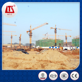 China Hydraulic Tower Crane