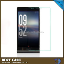mobile phone explosion-proof tempered glass film for huawei p6
