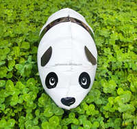 Chinese Panda foil balloon wholesale walking pet balloon toy for kids