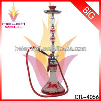 2016 good quality nice red hookah shisha CTL4056