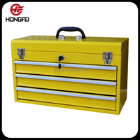 Made in China Colorful Metal Tool Box Set