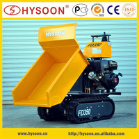 mini skid steer power buggy for construction