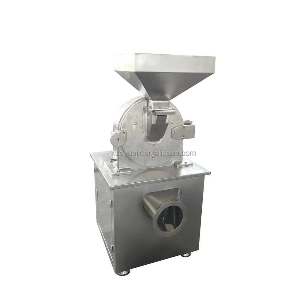 Stainless Steel Cassava Fine Powder Dust Mill For Sale With CE