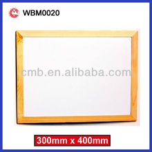 KIDS ERASABLE DRAWING BOARD WHITE BOARD FOR CHILDREN
