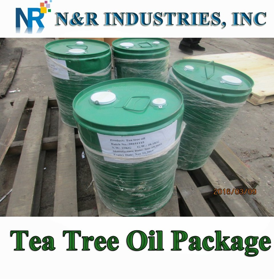 Pure Essential Oil Tea Tree Oil (Supplier Over 17 years of Producing Tea Tree Oil)