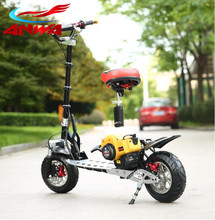 2017 Popular 50CC 125CC Adults Colorful Gas Scooter with Euro IV & EEC Approved