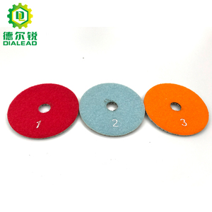 Large Supply Wet Granite Polishing Pads