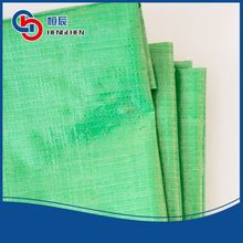 Performance polypropylene fabric in roll greenhouse tarpaulin