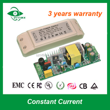 shenzhen led panel light power supply ac to dc pri 220v 45w 700ma dimmable led driver constant current