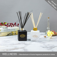 fragrance aroma reed diffuser for gift set