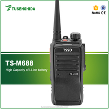 tucson 2017 walkie talkie radio TS-M688 with transmitter and receiver
