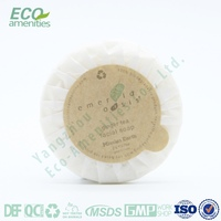 Factory OEM 3-5 Star Hotel Supplies Raw Material Soap