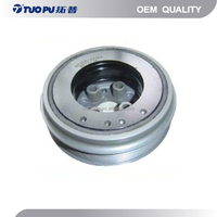 Crankshaft Pulley for VW Inca Leon Toledo II SKODA Octavia Bora CaddyJetta Golf IV New Beetle OE# 038 105 243