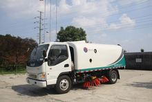 QTH5070 TSLA High performance street cleaning vacuum road sweeper truck street cleaner sweeper truck in Guatemala