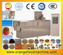 hot sale pet food making machine for dog and cat