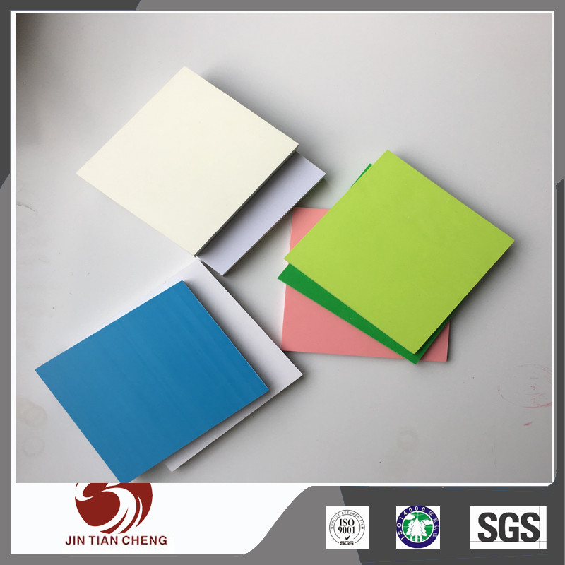 For exhibition board 4x8 foam sheets board rigid pvc