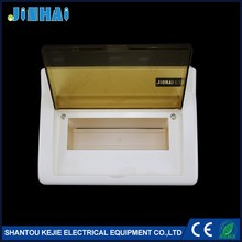 China Manufacturers Surface Mounted 8Way 1 Phase Distribution Box