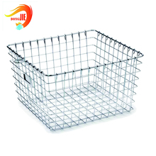 cheap empty widely use all kinds of material wire mesh metal basket