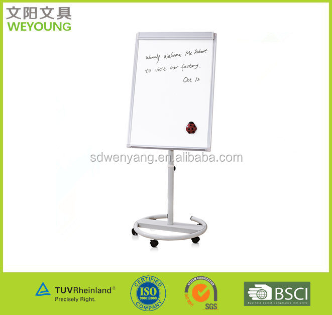 Training Fast Moving Luxurious Superb Whiteboard With Stand
