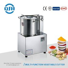 Electric cabbage food shredder cube cutting crusher onion chopping machine mushroom fruits and vegetable processing equipment