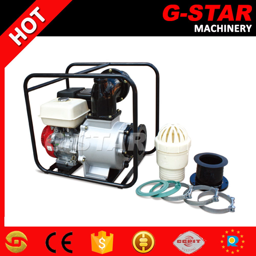 WB60 water pump made in china hot sales industrial water pumps