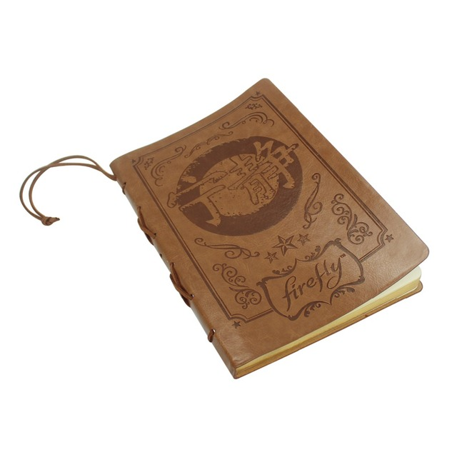 2017 Printing Luxury Fancy Planner Diary Leather Eco Notebook