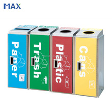 segregation waste bin manufacturers colour coded recycling bins