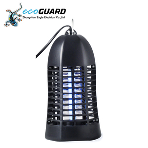 ECOGUARD mosquito killer 4W 1000V insect killer uv lamp mosquito KILLER WITH ABS PLASTIC CASING pest control MODEL EGS-01-4W