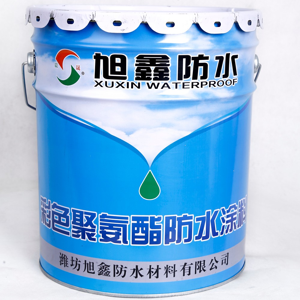 One component polyurethane Building Roof Polyurethane Waterproof Coating